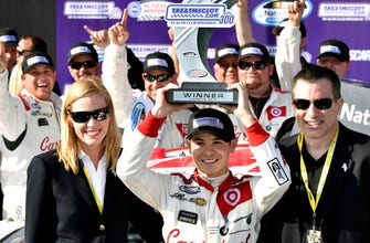 Kyle Larson returns to track where he had breakout weekend in 2014