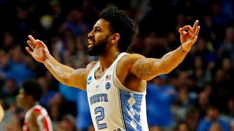 7:09, CBS: No. 1 North Carolina vs. No. 4 Butler