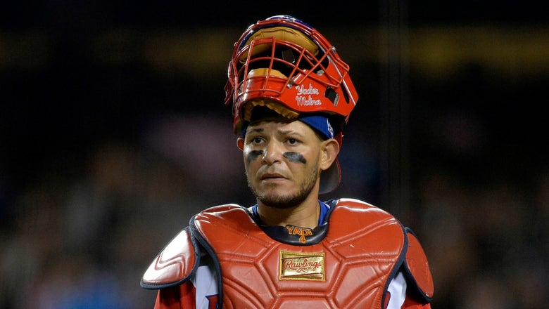 Yadier Molina wants Adam Jones to apologize to the Puerto Rican people