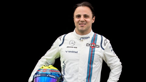 19: Felipe Massa/Williams