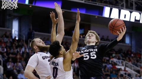 Gonzaga beats Xavier 83-59 to reach first Final Four