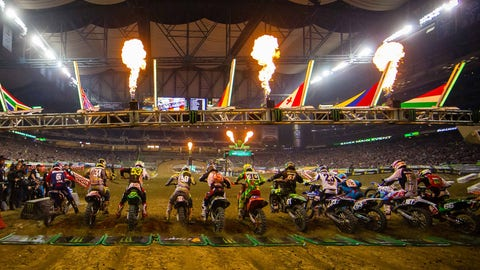 Photo: Supercross