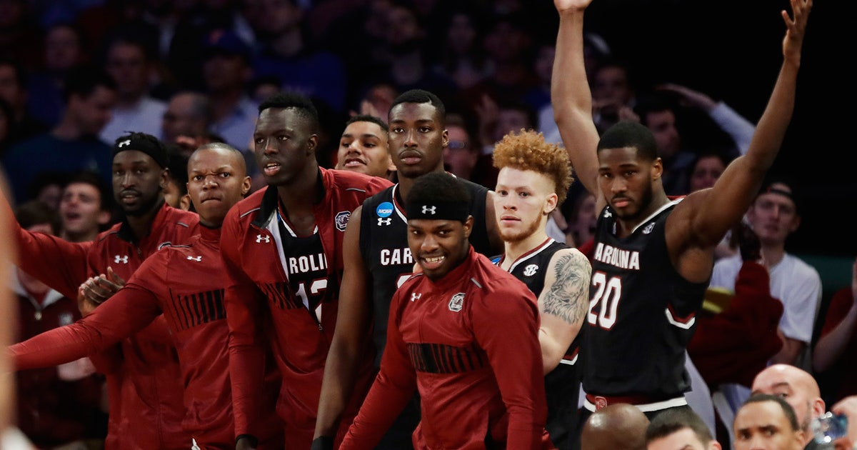 South Carolina rallies past Florida to reach first Final Four in school history
