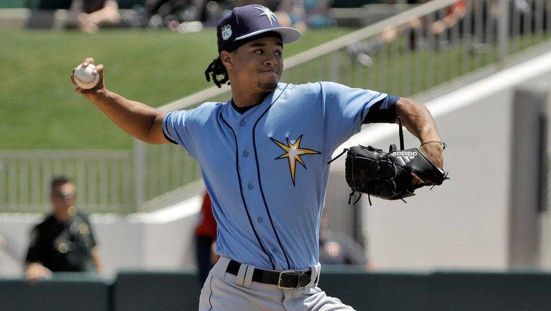 Chris Archer turns in 3 crisp innings in final spring outing