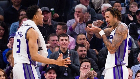 Sacramento Kings: Buddy Hield, Skal Labissiere, Willie Cauley-Stein