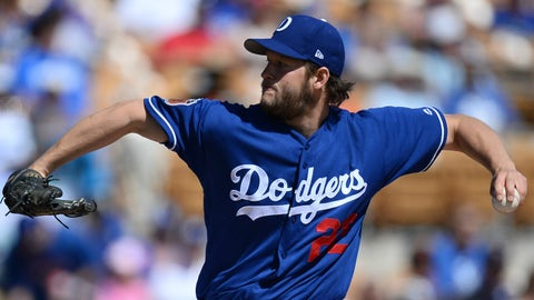 NL Cy Young: Clayton Kershaw, Dodgers