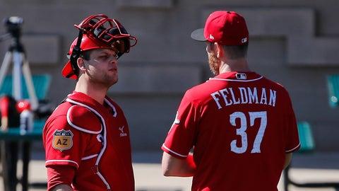 Reds: Scott Feldman