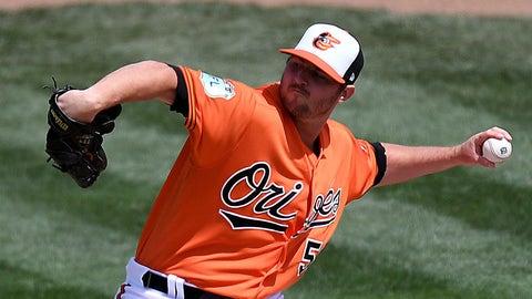 Biggest name traded at deadline: Zach Britton, Orioles