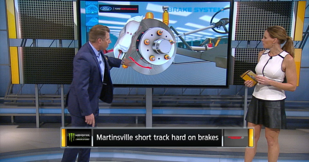 Race Hub Tackles Breaking Down Brakes At Martinsville