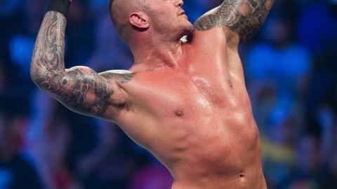 SmackDown: Randy Orton vs. A.J. Styles