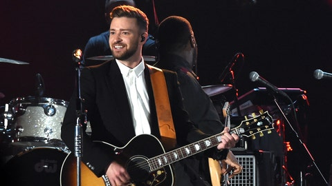 Justin Timberlake will perform at the Circuit of The Americas in Austin on Oct. 21.  (Photo by Rick Diamond/Getty Images)