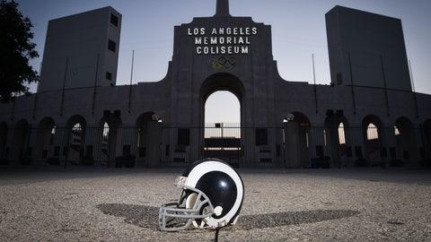 Los Angeles Rams: 2017
