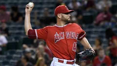 Angels: Ricky Nolasco