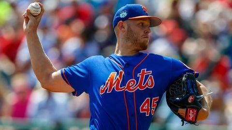 Mets No. 5 SP: Zack Wheeler