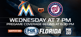 Miami Marlins at Washington Nationals game preview