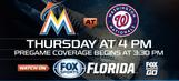 Miami Marlins at Washington Nationals game preview
