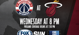 Washington Wizards at Miami Heat game preview
