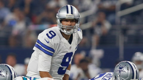 Cowboys not expected to trade QB Tony Romo