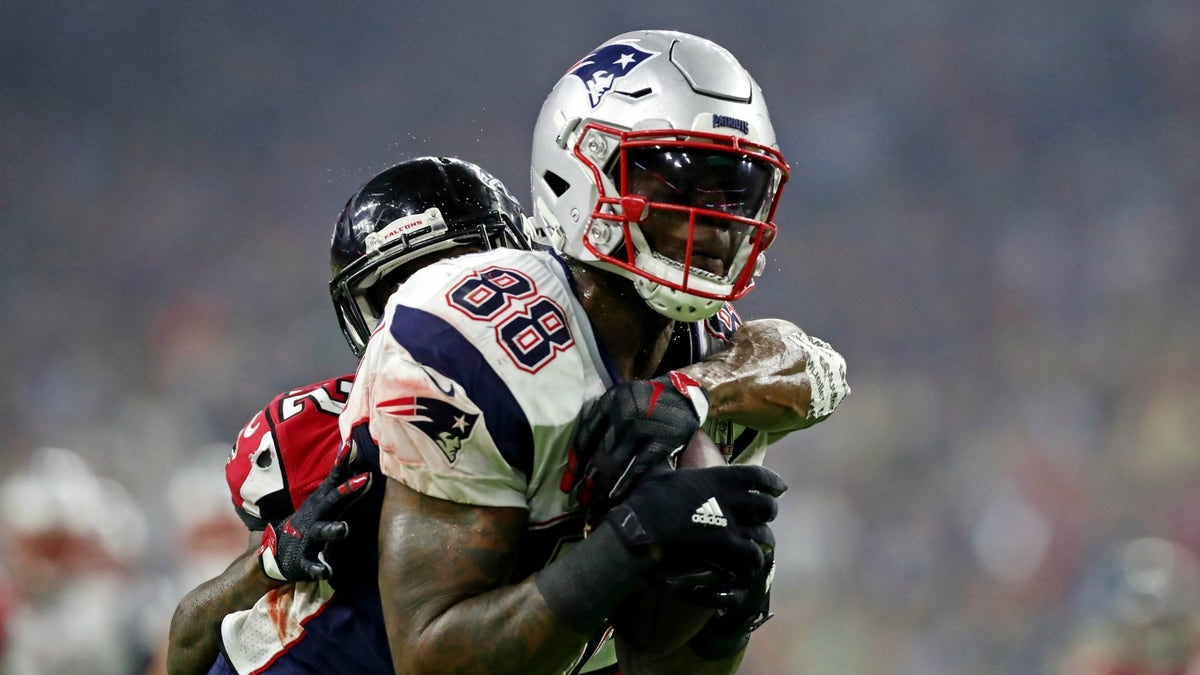 Undisputed reacts to Martellus Bennett's tweets ripping the NFL over celebration 'training'