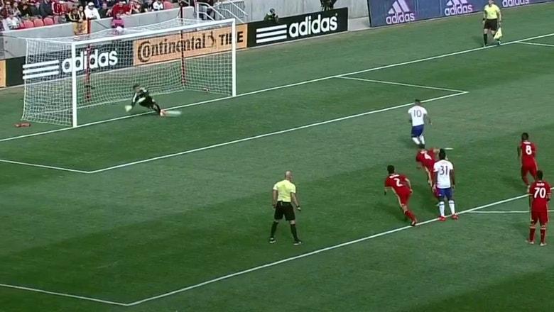 Real Salt Lake vs. Toronto FC   2017 MLS Highlights