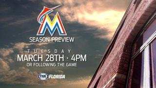 FOX Sports Florida's 'Miami Marlins Season Preview' sneak peek