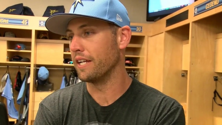 Peter Bourjos describes what he brings to the Rays