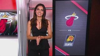 Phoenix Suns at Miami Heat - 7 p.m. - FOX Sports Sun