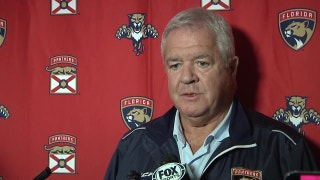 Panthers' Dale Tallon discusses addition of Thomas Vanek