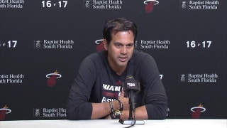 Heat eager to get one final shot at 76ers