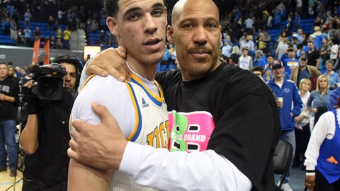 LaVar Ball: LeBron James' children will struggle to match him
