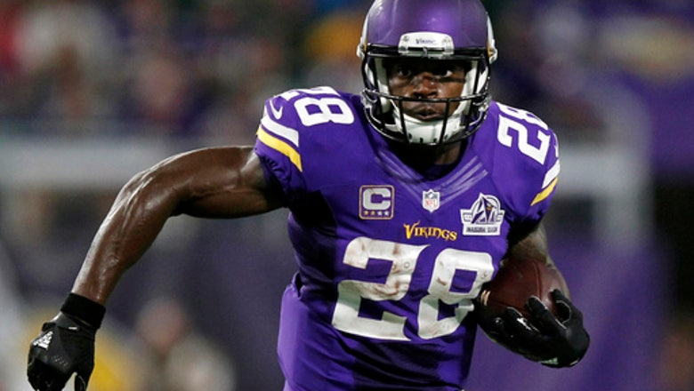 Adrian Peterson: 'You can't believe everything you read or hear'