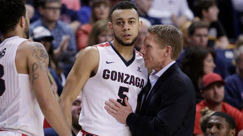 Gonzaga (Fatal Flaw: It doesn't have a primary ball-handler besides Nigel Williams-Goss)