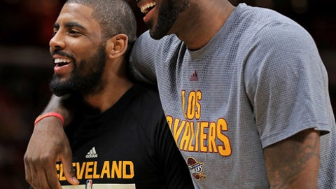 LeBron James will take a week off — and still win MVP