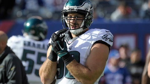 DE Connor Barwin, Rams
