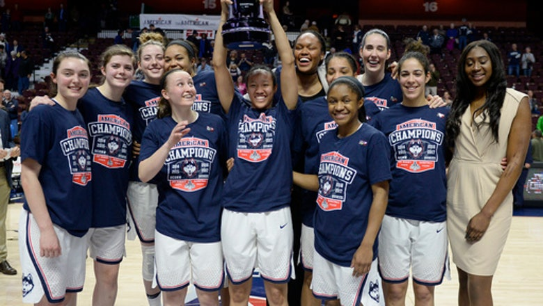 UConn, Irish, South Carolina, Baylor top seeds in NCAAs