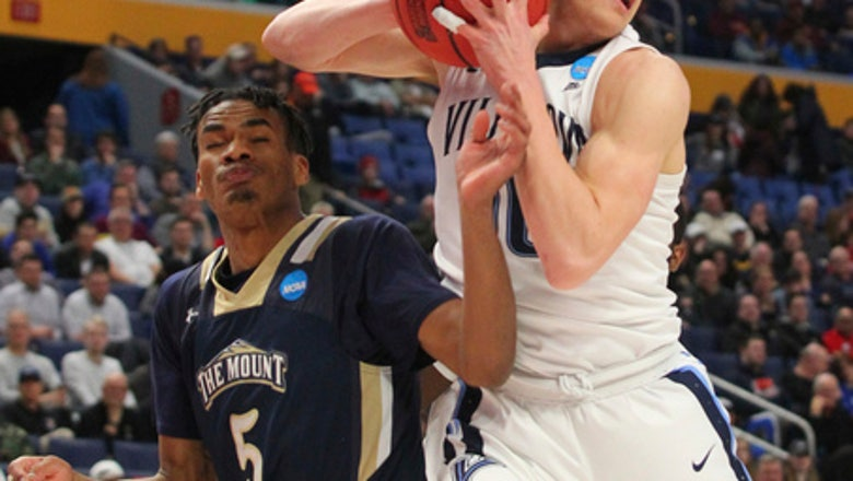 Not-so-super Nova: Top seed finishes Mount St. Mary's 76-56