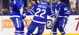 Leafs pull away for 4-2 win over Bruins (Mar 20, 2017)