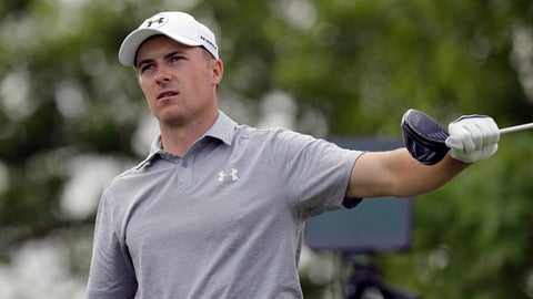 Jordan Spieth missed the cut last week, but he doesn't sound that upset about it