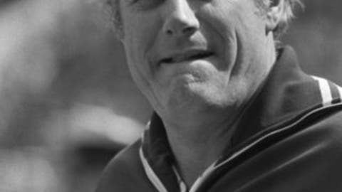 Philadelphia Phillies manager Dallas Green is shown, Oct. 10, 1981.  (AP Photo)