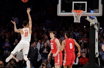 Chiozza hits 3 at buzzer in OT, leads Florida past Wisconsin (Mar 24, 2017)