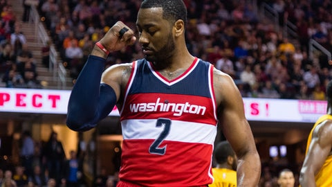 John Wall: Running back/returner