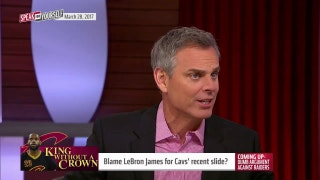 LeBron James deserves some blame for spoiling the Cavaliers | SPEAK FOR YOURSELF