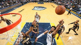 Grizzlies LIVE To Go: Conley's 36-point performance hands Grizzlies much-needed win over Pacers