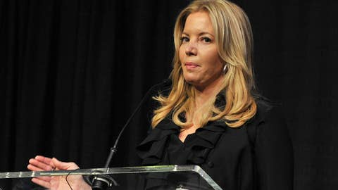 Los Angeles Lakers Jeanie Buss stops a coup attempt by her brothers