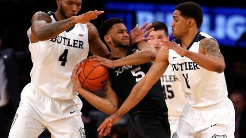 Butler: 50/1