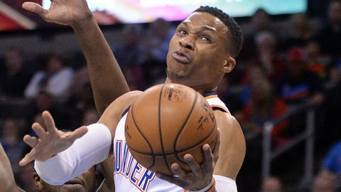 Skip: Westbrook's teammates didn't seem interested in winning