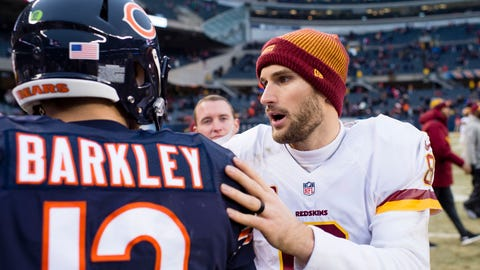 Shannon: Getting rid of Cousins doesn't make any sense for the Redskins