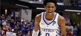 Kentucky can thank their star freshmen for thrilling Sweet 16 win over Wichita State