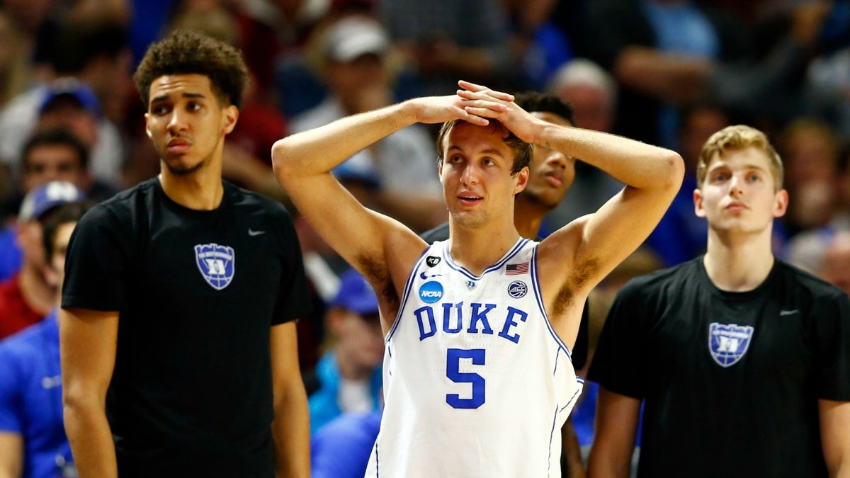 ACC proves it's overrated with embarrassing NCAA tournament showing