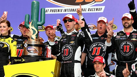 Can Kevin Harvick win from 23rd?